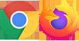 Browsererweiterungen Telefonie Chrome und FireFox